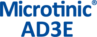Microtinic® AD3E logo 2